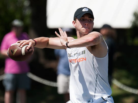 Shea Patterson, Calvary Baptist (La.) — verbally committed
