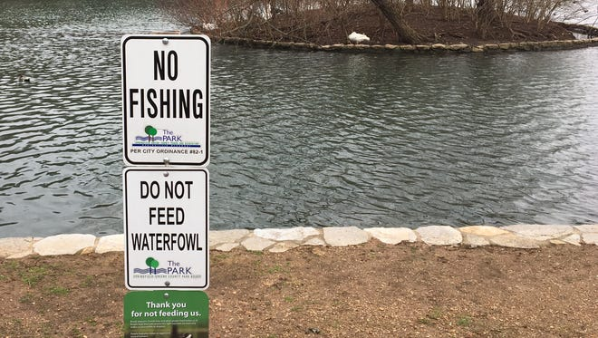 Answer Man: Why isn't fishing allowed at Sequiota Park?