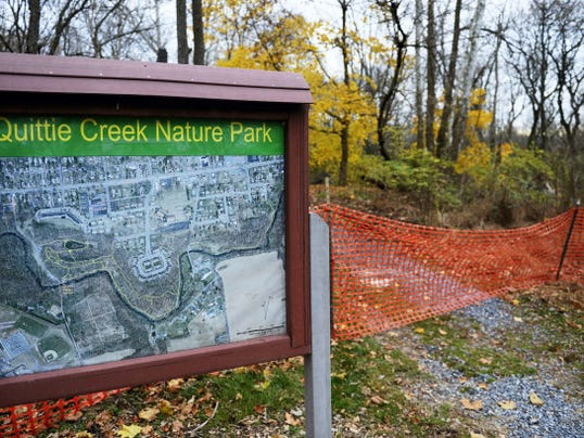 Quittie Creek Nature Park on Bachman Road in Annville Township will be site of Destination Annville's Sip and Stroll event for wineries and craft breweries in September.