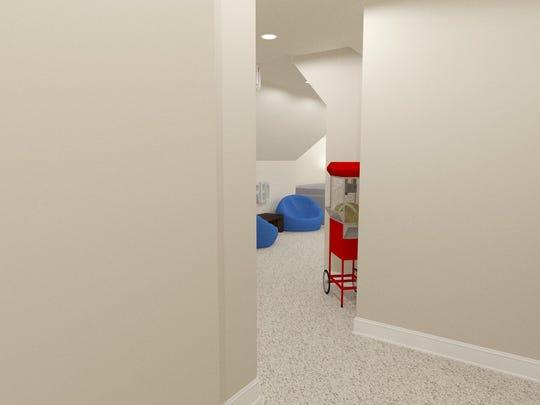 Meehan attic