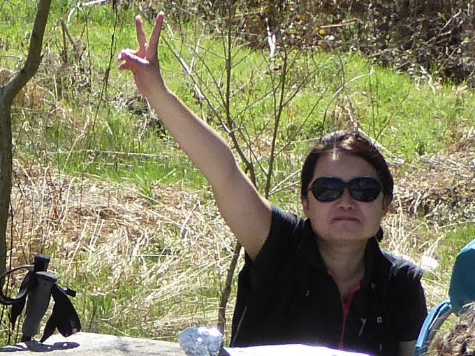 Denise Thiem disappeared Easter Sunday while hiking