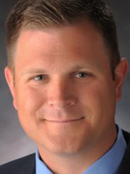New Green Bay Packers GM Brian Gutekunst.