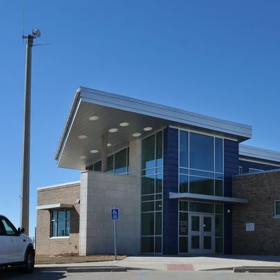 The Wichita Falls Animal Service Center located on