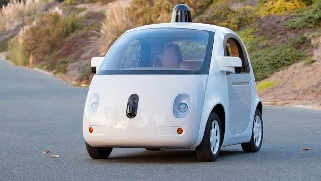 Google's self driving car points to the future