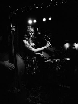 Asheville's Small Town Lights, playing March 6 at Jack of the Wood, mixes honky tonk sounds with soulful elements.