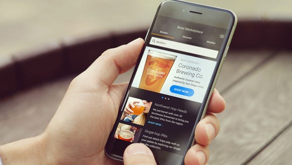 The PicoBrew BrewPulse mobile app lets you monitor