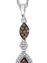 This pendant is the prize in a boxed chocolate raffle