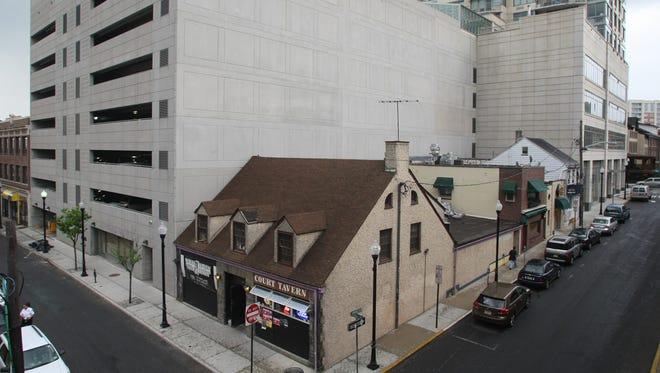 The Court Tavern in New Brunswick.  h