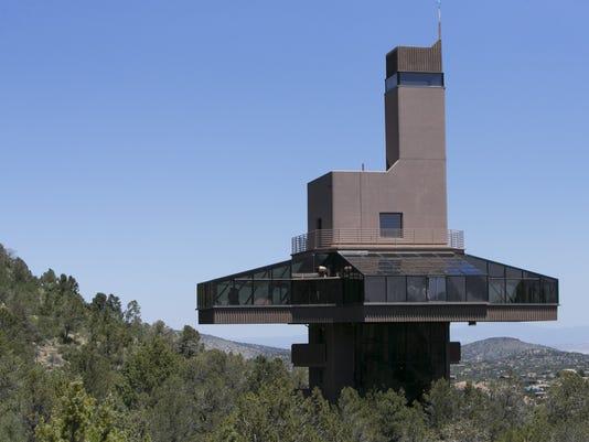Prescott world's tallest home