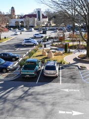 City of Anderson selling downtown parking lot between South McDuffie Street and South Main Street near Market Street.