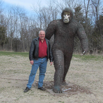 8-foot-tall Sasquatch among 57 pieces slated for next round of SculptureWalk