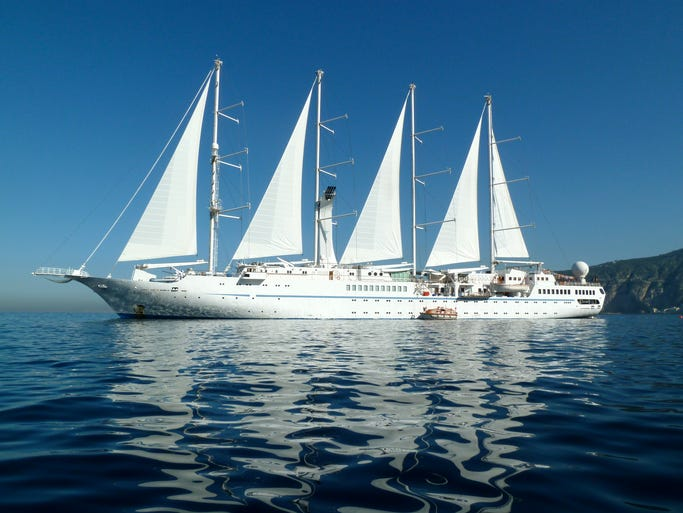 Seattle-based Windstar Cruises' 5,736-gross ton, 148-guest Wind Star looks better than ever after a complete renovation of all of its public spaces and accommodation earlier this year.