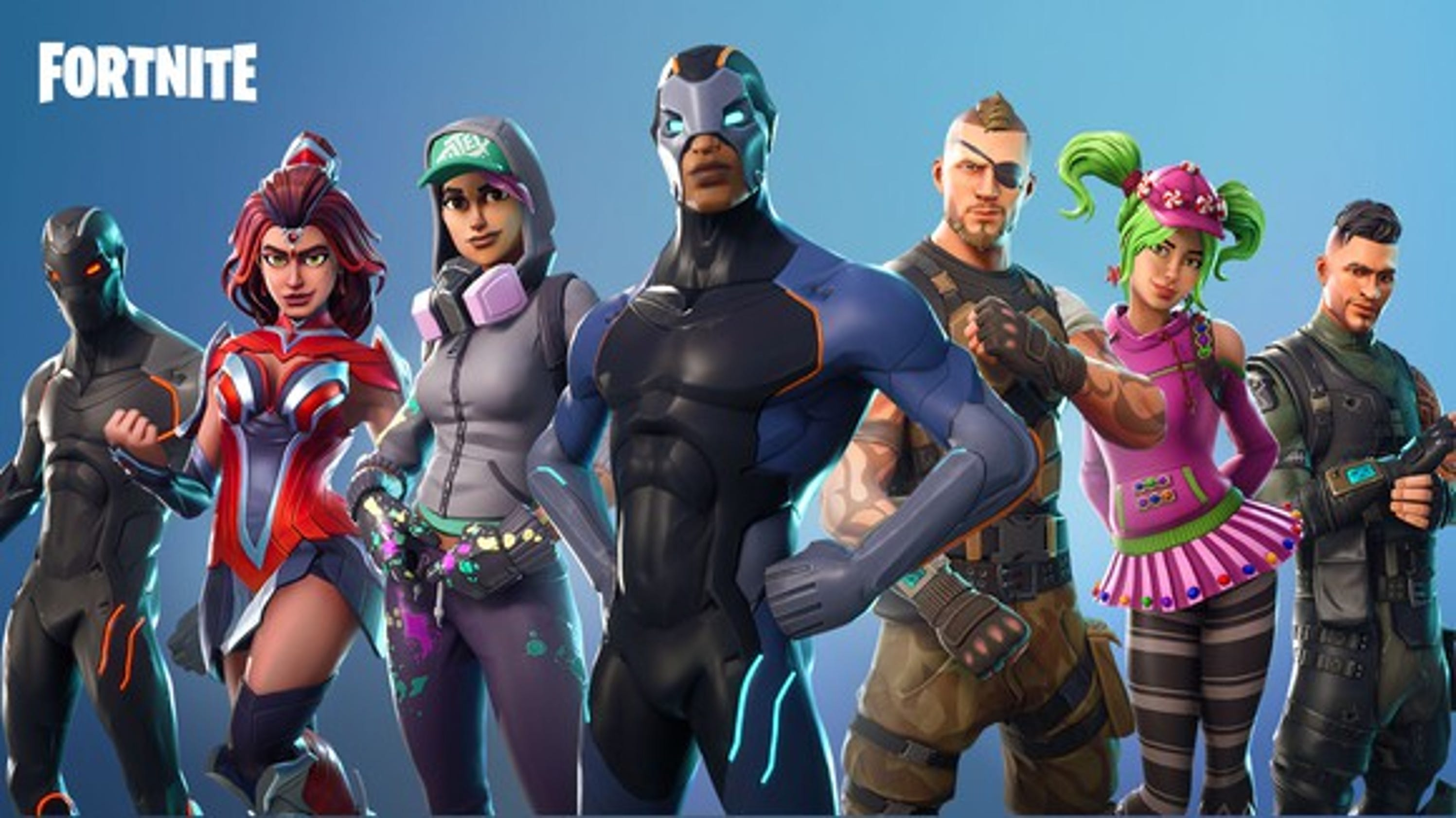 Fortnite Revenue Hits 318m In May
