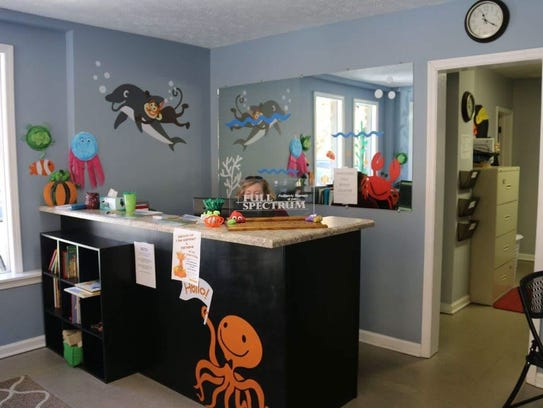 The Full Spectrum Pediatric Therapy in Erin office.