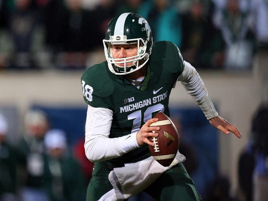 NCAA Football: Nebraska at Michigan State