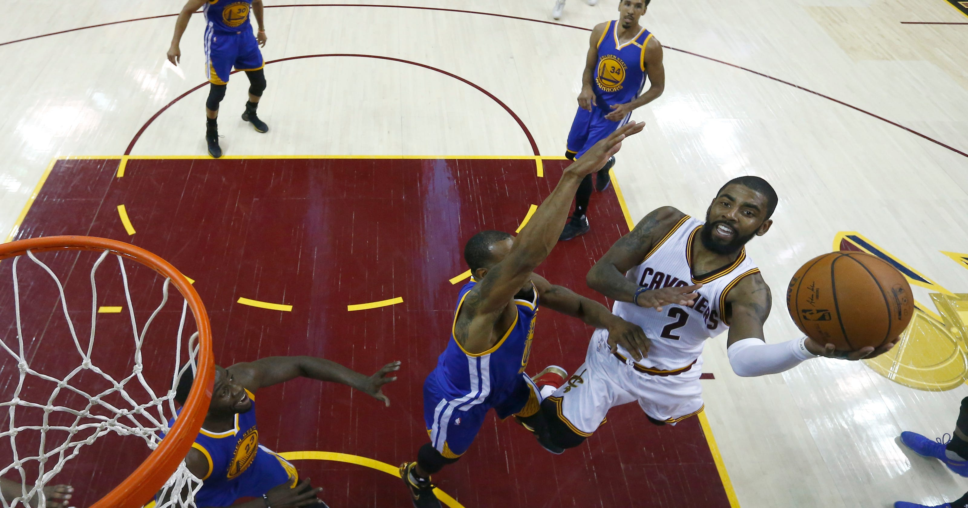 c318568ae359 Irving saves his best for when Cavs face Finals elimination