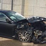 Police: Maserati driver laughed after crash killed mom of 3