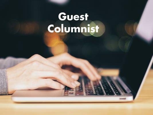 #stockphoto guest columnist