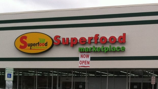 Superfood Marketplace has opened in Middlesex Borough.