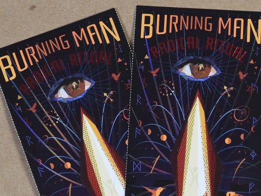 2017 Burning Man tickets