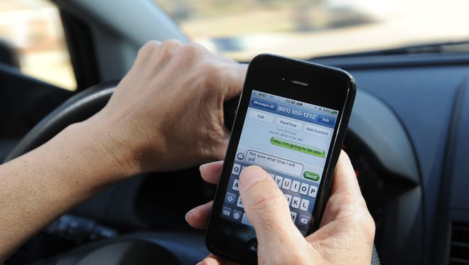 Mississippi Highway Patrol calls for stronger texting law.