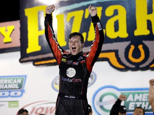 NASCAR Jones Auto Racing