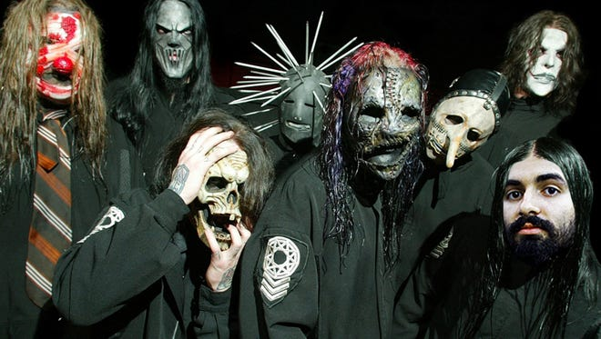 The Grammy Award-winning heavy-metal band Slipknot will perform Sept. 28 at the El Paso County Coliseum, 4100 E. Paisano. Tickets for the concert go on sale at 10 a.m. Friday.