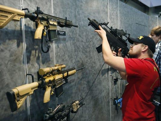 Gun Show After Las Vegas