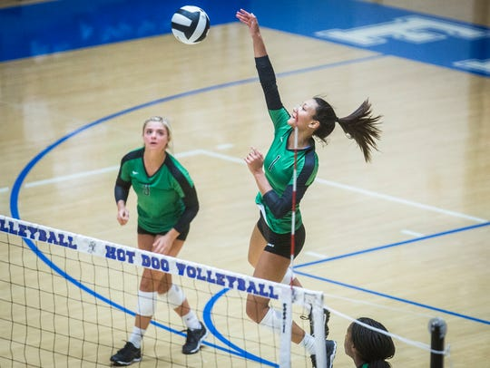 Yorktown lost to Crown Point 3-1 in their semi state