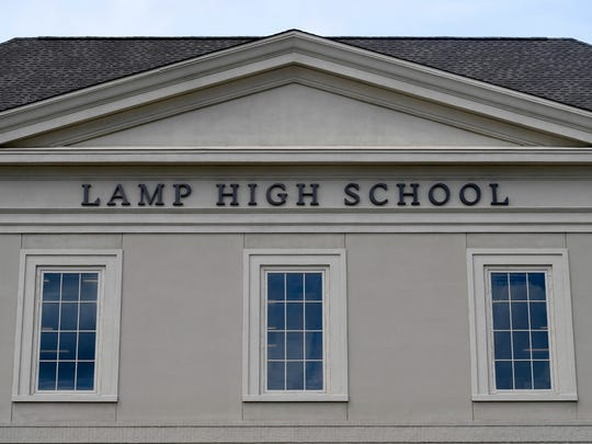 The new LAMP High School in Montgomery, Ala. on Thursday August 3, 2017.