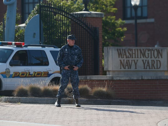 AP Navy Yard Shooting