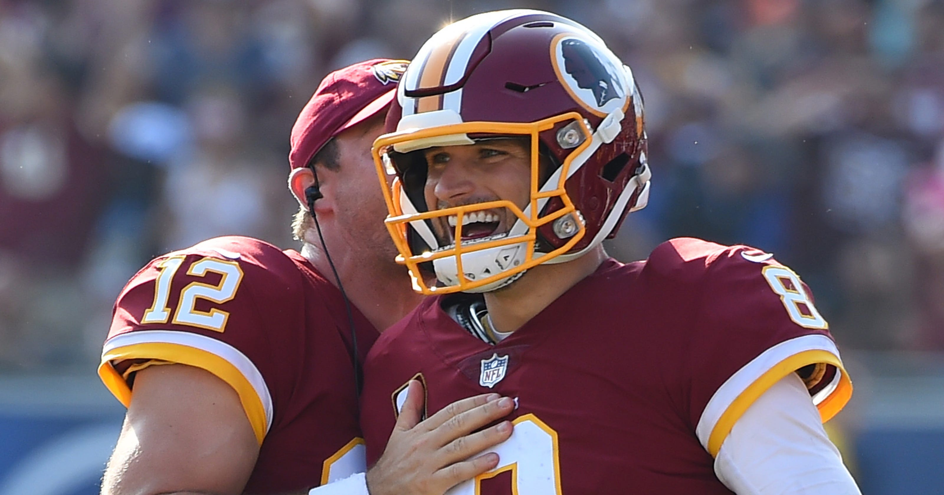 Kirk Cousins landing spots  Seven likeliest teams for QB after Redskins   Alex Smith trade b4c85f218