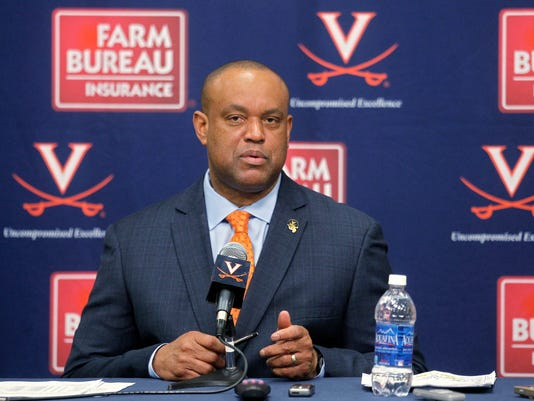 Signing Day Virginia Football