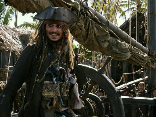 """""""Pirates of the Caribbean: Dead Men Tell No Tales,"""""""
