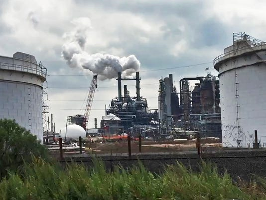 Bayway Refinery