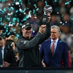Super Bowl LII: Patriots vs. Eagles