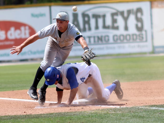 Scenes from FGCU baseball's final home game of the