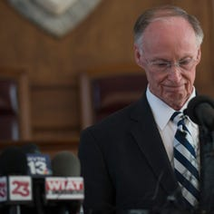 Bentley talks about life, love and his downfall as Alabama's governor