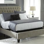 Bed trends, from stylish hospital beds to phone chargers