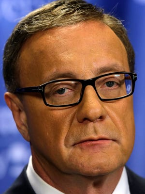 Republican Steve Lonegan was defeated in a special election for U.S. Senate by Democrat Cory Booker.