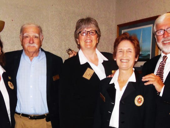 Sailing Association of Marco Island -recently held