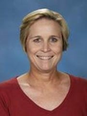 Cypress Lake High English teacher Elisa Scherff is one of six finalists for the Lee County Teacher of the Year award.