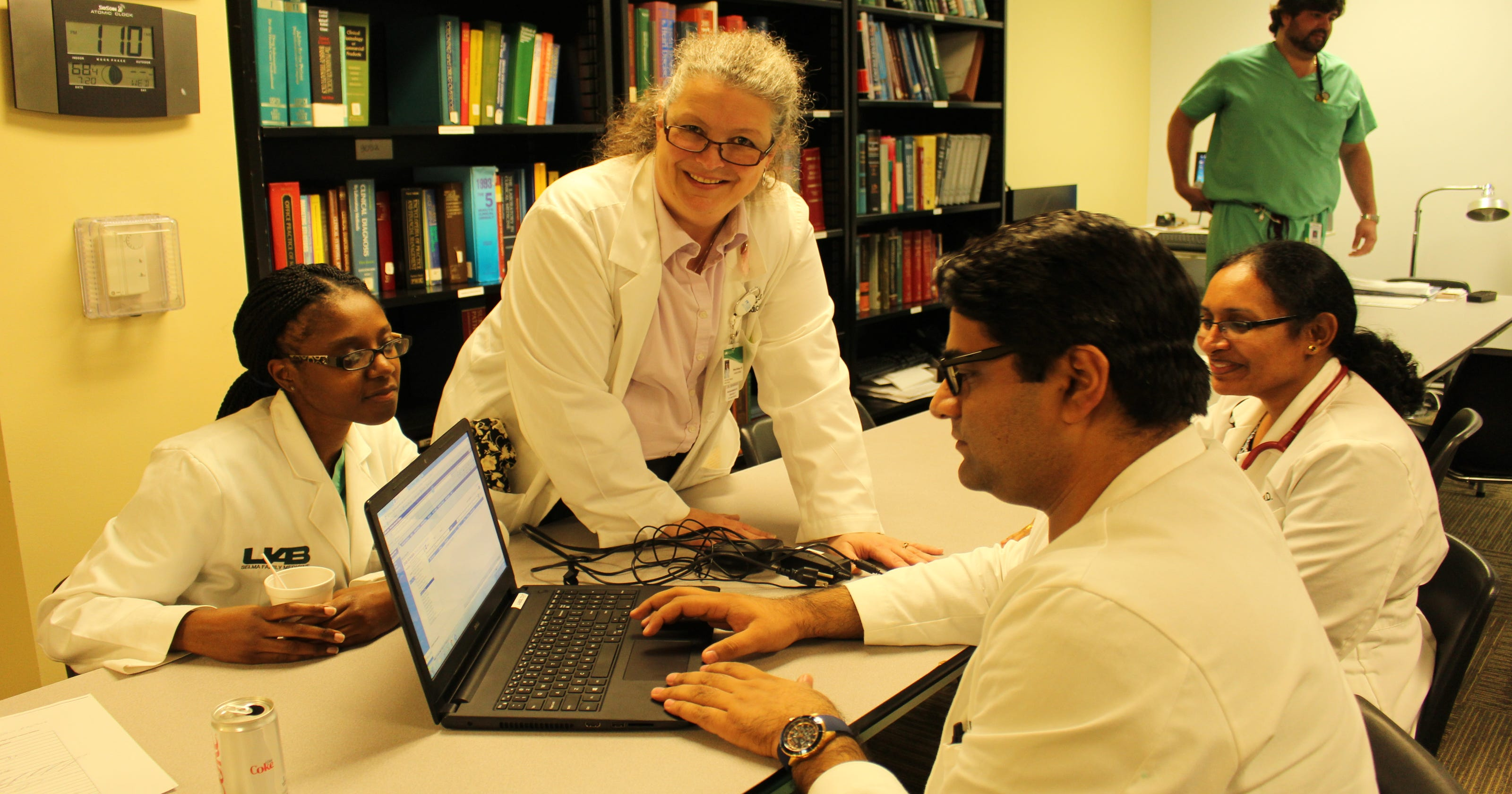 Selma doctor finds path in Family Medicine