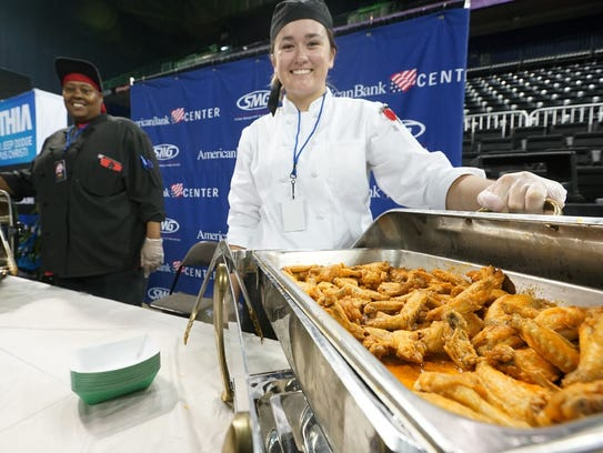 More than 15 Corpus Christi area restaurants will be