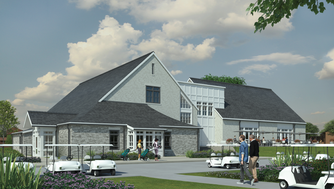 Carmel will build a $10 million addition to Brookshire Golf Club.