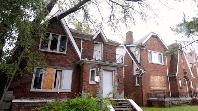 More than 6,000 Detroit properties are in the bundle that were bid on at the auction.