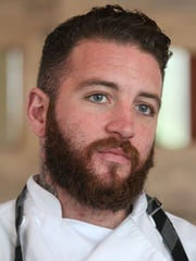 Sam Byrne of Long Branch is executive chef of Asbury Park's Cross and Orange.
