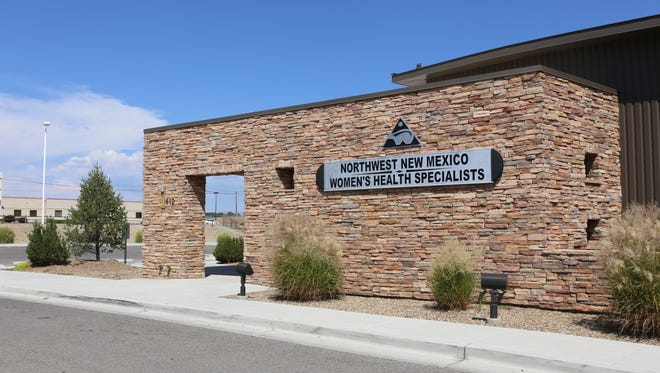 The Northwest New Mexico Women's Health Specialists, LLC office at 610 W. Pinon St. in Farmington is pictured on Monday. A member of the practice, Dr. Daniel Chang, is accused of injuring a baby during delivery at San Juan Regional Medical Center in May 2012.