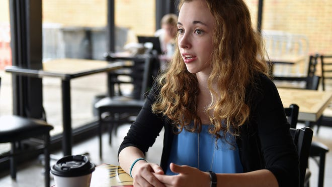 Jackson resident Susanna Blount, 17, will be attending the Democratic National Convention at the end of July as a delegate.