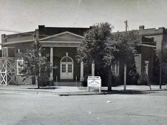 The First United Methodist Church in Paducah's second